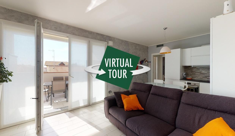 Cassano Magnago in vendita appartamento con terrazzo